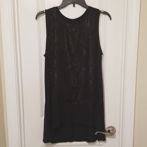 Apt. 9 Shimmer Tank Top blouse